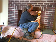 Golden's Chimney Lining LLC: Chimney Sweeps & Inspections, Chimney Liners and Chimney Repair in Wisconsin. Call today - (920) 295-3800